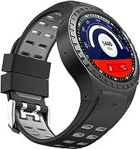 PRIXTON - Reloj Inteligente Hombre/Mujer-Reloj Smartwatch Hombre/Mujer: GPS, SIM, Pulsómetro | SW36