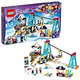 LEGO Friends - La station de ski - 41324 - Jeu de Construction