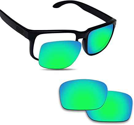 e7b86adc98 Fiskr Anti-Saltwater Replacement Lenses for Oakley Holbrook Sunglasses - Various  Colors