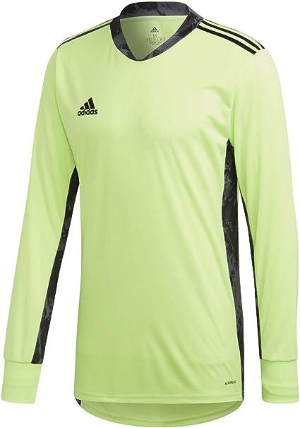 Amazon.com : adidas ADIPRO 20 Goalkeeper Jersey Size XXL Signal ...