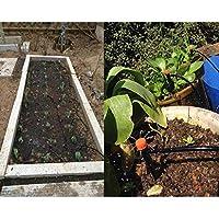 #N/A ガーデン灌漑システム自己給水ホースキットDIY温室
