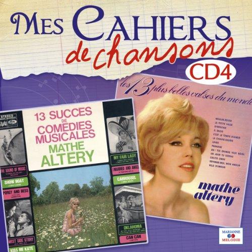 Mes Cahiers de Chansons (Volume 4)
