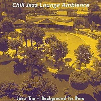 Jazz Trio - Background for Bars
