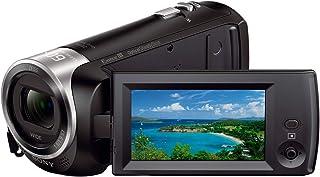 ソニー ビデオカメラ HDR-CX470 32GB 光学30倍 ブラック Handycam HDR-CX470 B