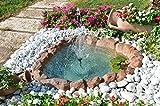 Giardini D'Acqua Art. 157 Bacino Poggio Vetroresina Stagno Artificiale Vasca Per Pesci Giardino