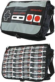 Nintendo Classic Nes Controller Reversible Flap Borsa a Tracolla - [Edizione: Regno Unito]