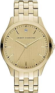 Armani Exchange Men's AX2167 Year-Round Analog Quartz Gold Watch