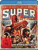 Super - Shut Up, Crime! [Blu-ray]