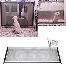 UMydeal 2018 - Puerta Plegable para Perro (Plegable, 72 x 180 cm)