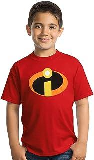 تی شرت جوانان Incredibles Symbol