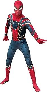 Men's Marvel: Avengers 4 Men's Iron Spider 2nd Skin Suit Adult Costume