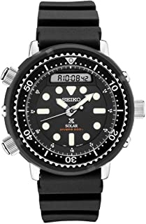 Seiko Prospex 200m Divers's Solar watch Black