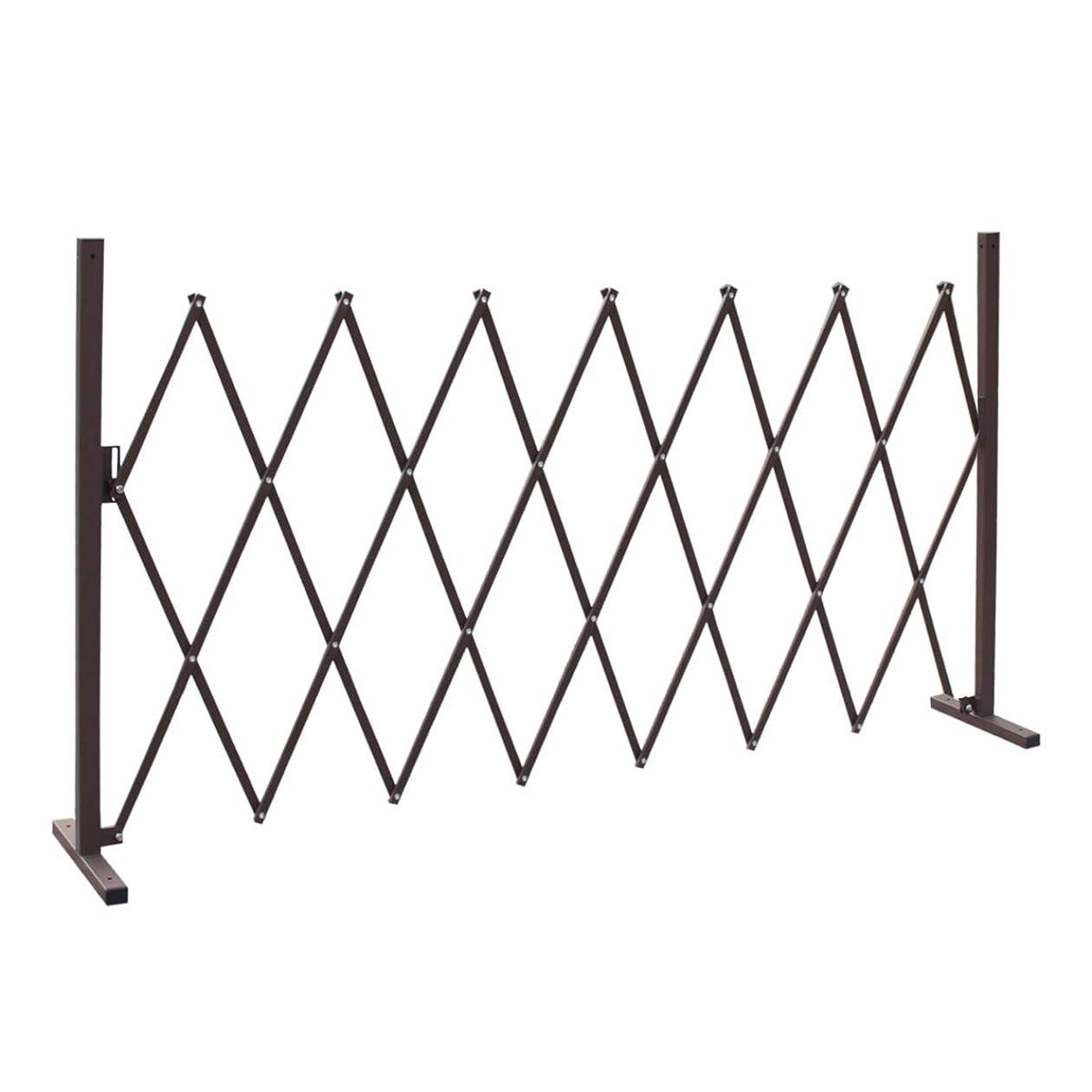 ファン理容室リスキーなWXG1020 2.4m 連結フェンス 門扉 伸縮式 アルミフェンス 間仕切り フェンス DIY ガーデニング グリーンフェンス アルマックス