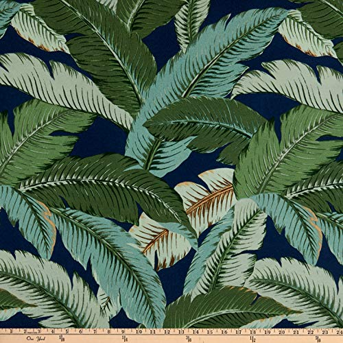EXCLUSIVE Tommy Bahama Indoor/Outdoor Swaying Palms Baltic Fabric by the Yard