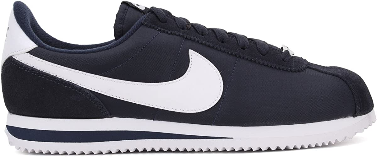 Nike Cortez Basic Nylon Chaussures de Fitness Homme