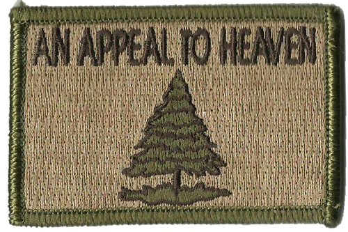Appeal To Heaven Tactical Patch - Multitan