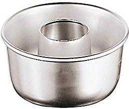 Paderno World Cuisine 47060-30 Aluminum Savarin Mold, Gray