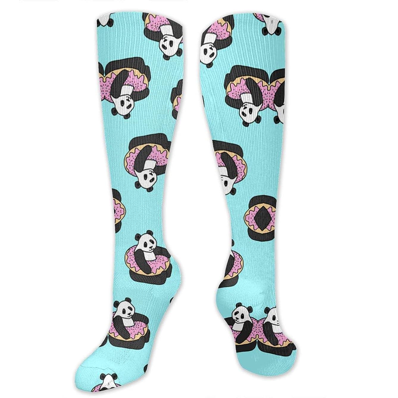 灌漑クモデンマーク靴下,ストッキング,野生のジョーカー,実際,秋の本質,冬必須,サマーウェア&RBXAA Pandas Cute Socks Women's Winter Cotton Long Tube Socks Cotton Solid & Patterned Dress Socks