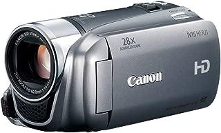Canon デジタルビデオカメラ iVIS HF R21 シルバー IVISHFR21SL 光学20倍 手ブレ補正 内蔵メモリー32GB