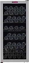 LA SOMMELIERE LS100.2Z Cave à vin de mise à température double zone 98 bouteilles