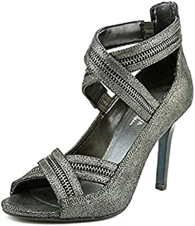 Maria Sharapova by Cole Haan Shanley Womens Black Dress Sandals Shoes ...