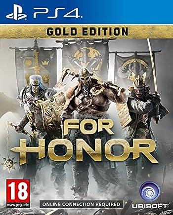 Ubisoft For Honor GoldEdition [Playstation 4]