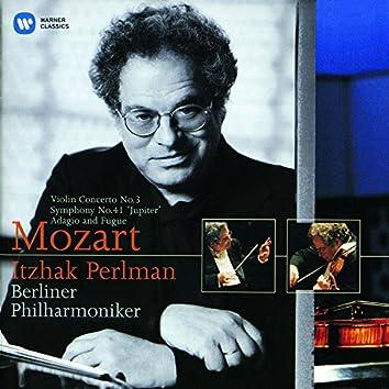 Mozart: Violin Concerto No. 3 & Symphony No. 41, 'Jupiter'