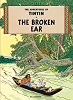 The Broken Ear (Adventures of Tintin (Paperback))