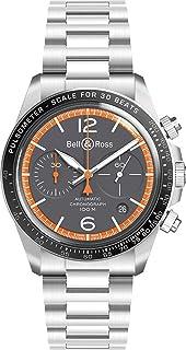 Bell & Ross - Reloj vintage para hombre - Ref.BRV294-ORA-ST/SST