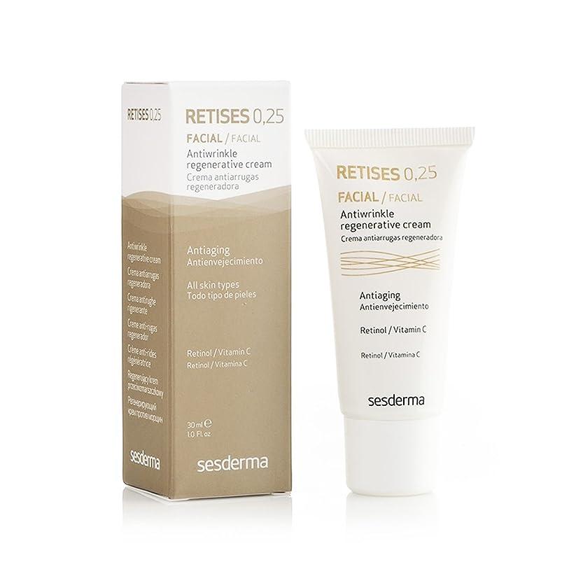 うれしい影響力のあるプロジェクターSesderma Retises 0.25% Anti Wrinkle Regenerating 30ml [並行輸入品]