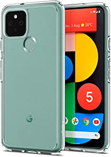 Spigen Google Pixel 5 Case Ultra Hybrid - Crystal Clear