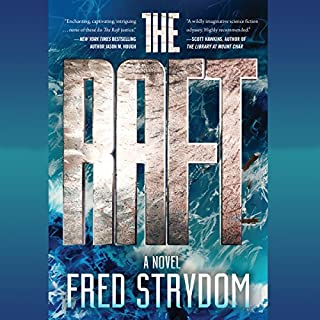 The Raft audiobook cover art