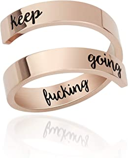 Cuff Bangle Bracelet You are Braver Than You Believe...