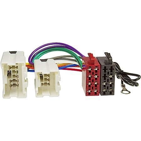 Tomzz Audio 7038 002 Radio Adaptor Cable For Nissan Elektronik