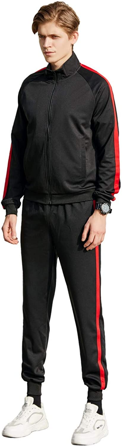 Allviper Activewear Full Zip 2 Sales of SALE items half from new works Set Pieces for Tracksuit Men