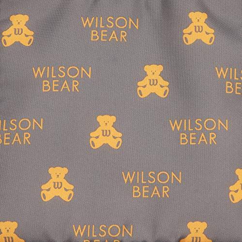 Wilson(ウイルソン)テニスバドミントンラケットバッグWBEARSMALLTOTE(Wベアースモールトート)BLACKWR8007901ウィルソン