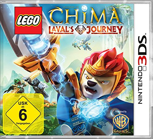 LEGO Legends of Chima: Laval's Journey [Software Pyramide]