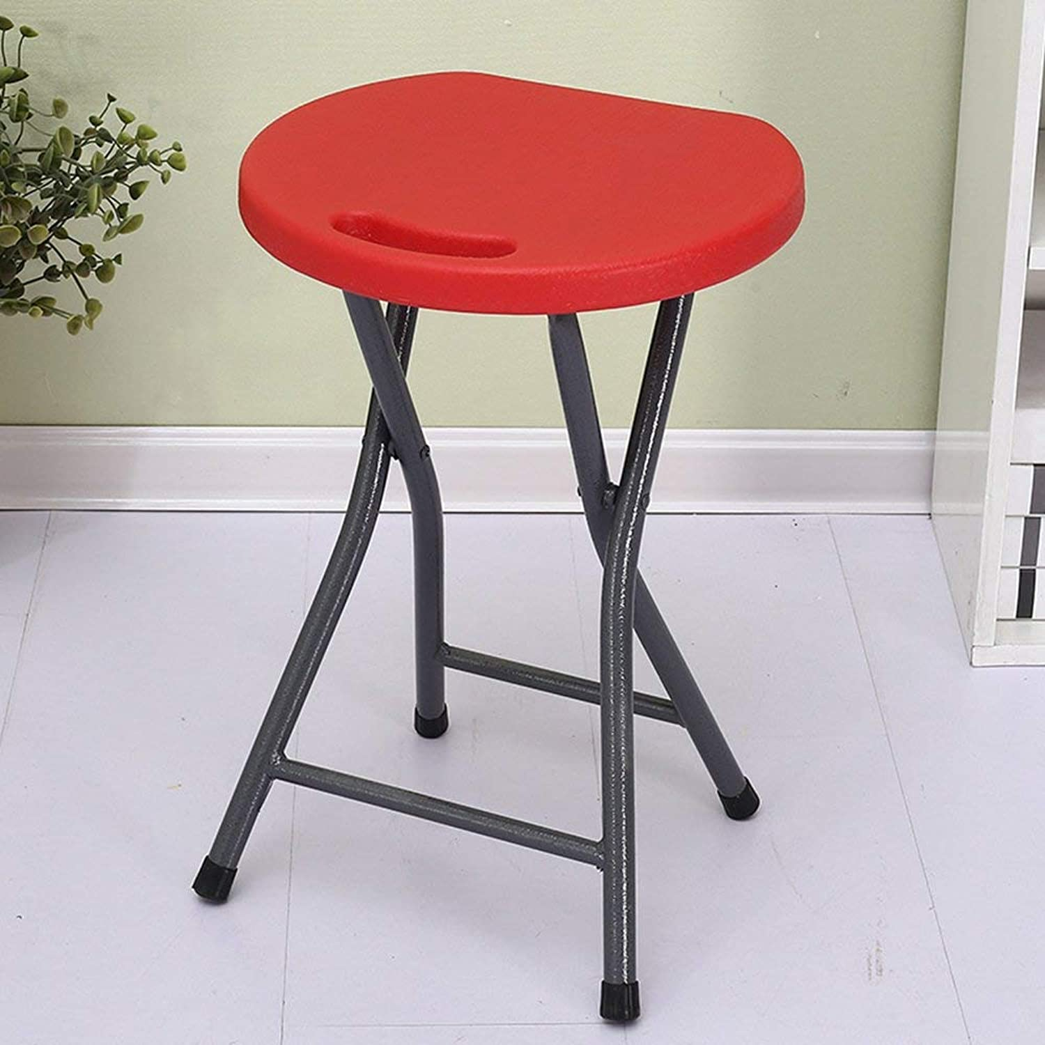 JZX Chair, Bar Stool, Foldable and Easy to Carry Utility Chair