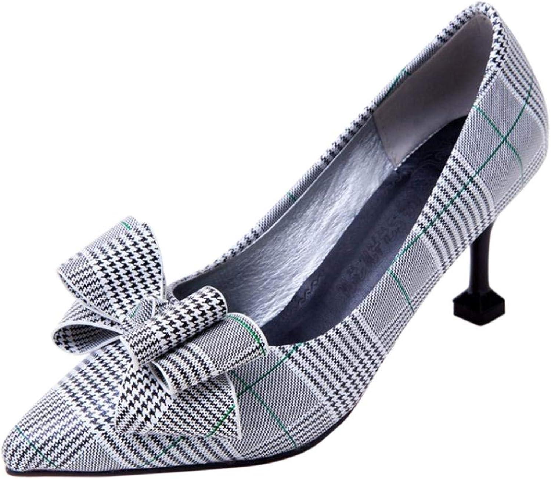 Unm Women Slip on Court shoes Heels