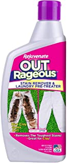 Rejuvenate Outrageous High Performance Stain Remover & Laundry Pre-Treater 16oz