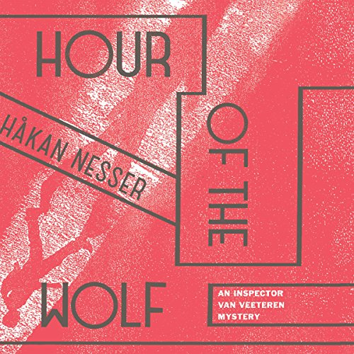 Hour of the Wolf audiobook cover art