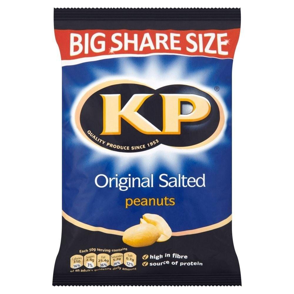 Great interest Sales for sale KP Original Salted 500g Peanuts