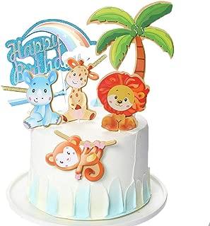 monkey baby shower cake topper