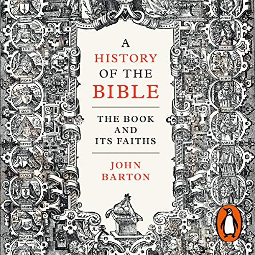 A History of the Bible Titelbild