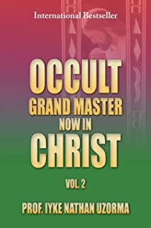 Occult Grand Master Now in Christ