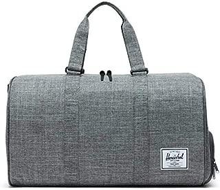 Herschel_ Supply Co. Novel Duffle Bag, One Size (Raven Crosshatch)