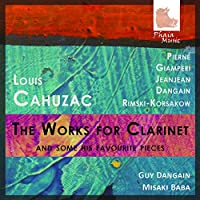 Works for Clarinet & Some of His Favourite Pieces