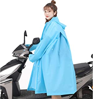 レインコート メンズ レインポンチョ 自転車 リュック対応 雨合羽 軽量 レディース EVA ポンチョ 雨具 男女兼用 完全防水 袖つき 収納袋付き 梅雨対策 100cm-190cm