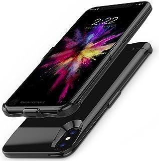 JOYZON バッテリー内蔵ケース 10000mA 大容量 iPhone8 Plus / 7 Plus / 6s Plus 専用 バッテリーケース 軽量 超薄 急速充電 超便利 耐衝撃 ケース型バッテリー 携帯充電器 モバイルバッテリー 200%バッテリー容 量追加 (iPhone 8 Plus / 7 Plus / 6s Plus / 6 Plus)