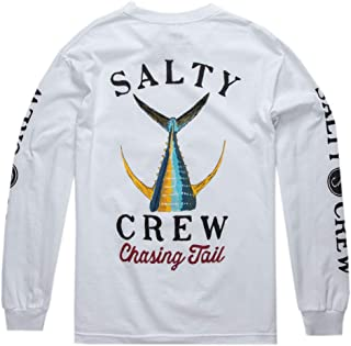 Salty Crew Men's Tailed Long Sleeve Tee